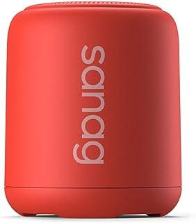 Altavoz Bluetooth portátil SANAG, mini altavoces inalámbricos con graves ricos y sonido de alta definición, altavoces Blue...