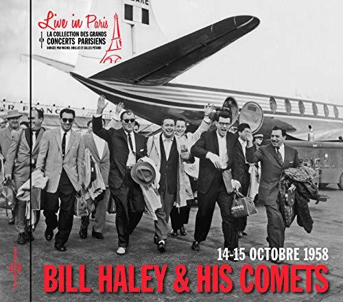Live in Paris 14/15 Octobre 1958