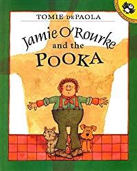 Jamie O'Rourke and the Pooka by Tomie DePaola