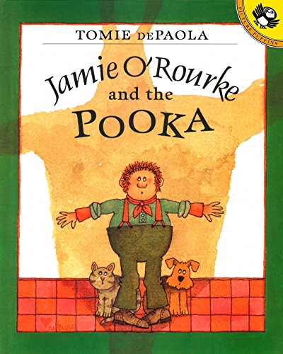 Jamie O'Rourke and the Pooka (Paperback)