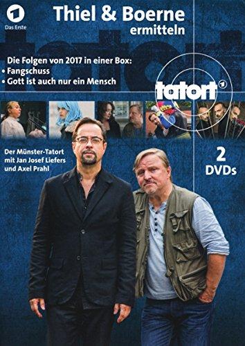 Tatort - Thiel & Boerne ermitteln [2 DVDs]