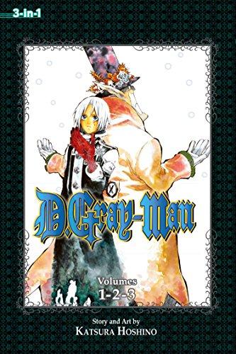D GRAY MAN 3IN1 TP VOL 01 (C: 1-0-1)-1): Includes Vols. 1, 2 & 3