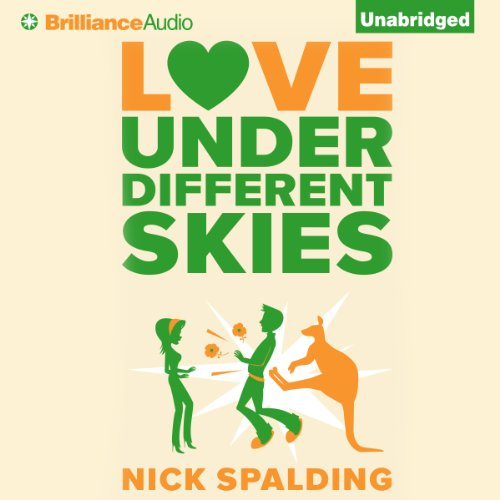 Love...Under Different Skies audiobook cover art