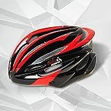 213g Casque ultra-léger pour le vélo de route et de montagne, moto pour les hommes et les femmes...