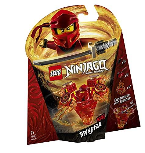 LEGO 70659 Ninjago Kai Spinjitzu (Ritirato dal Produttore)