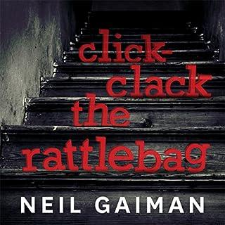 Click-Clack the Rattlebag audiobook cover art