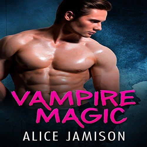 Vampire Magic audiobook cover art