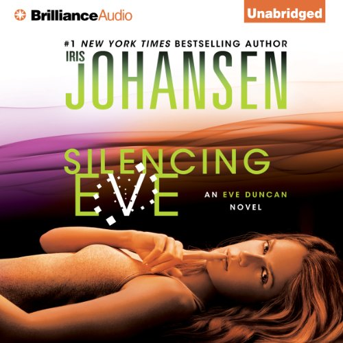 Silencing Eve audiobook cover art
