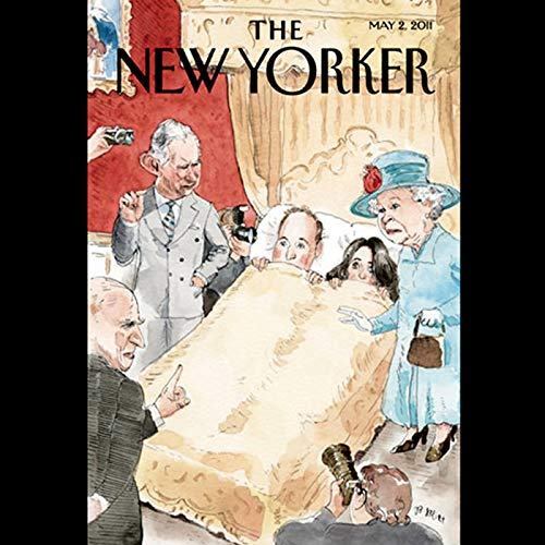 Couverture de The New Yorker, May 2nd 2011 (Lauren Collins, Evan Ratliff, Pankaj Mishra)