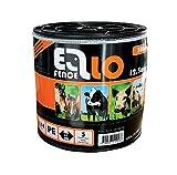 Ellofence Recinto Band 12,5mm, qualità Extra Lungo per recinzioni