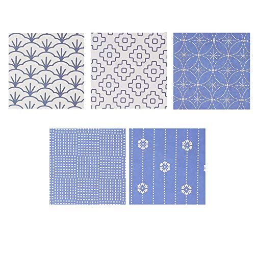 NUOBESTY 2 Piezas de Álbum de Recortes Paquete de Papel Cuaderno Planificador de Libros Hojas de Papel para Escribir Papelería Hojas de Cartas Papel Decorativo Diy Origami
