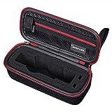 Smatree Mini Housse de Transport pour DJI Osmo Pocket 2 / DJI Osmo Pocket, Osmo Pocket ND filtres et Accessoires
