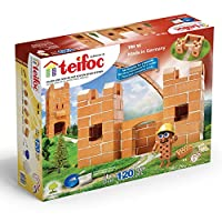 "Teifoc Steinbaukästen - TEI 55 - Bausätze ""Burg"" - Klein"