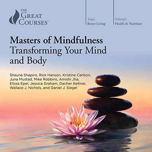 『Masters of Mindfulness: Transforming Your Mind and Body』のカバーアート
