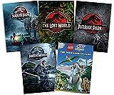 Ultimate Jurassic Park DVD Collection: Jurassic Park / Jurassic Park: The Lost World / Jurassic Park III / Jurassic World / LEGO: The Indominus Escape [Jurassic Park 1, 2, 3, 4 + LEGO Jurassic World]