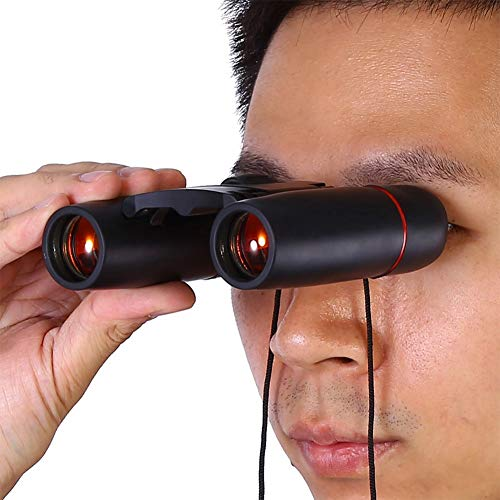 Labuda Binoculares Binocular portátil 1PCS 30 * 60 para observación de Estrellas de observación de Aves