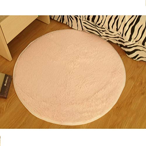 cytao Superweicher Seidenteppich, Flauschige Decken im Wohnzimmer des Schlafzimmers oder im Kinderzimmer