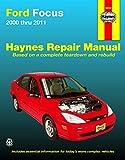 Ford Focus (00 - 11) (Hayne's Automotive Repair Manual)