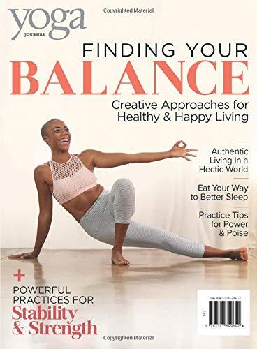 Yoga Journal Finding Your Balance