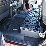 Westin Off-Road Bumpers - Westin 72-113100 Black Sure-Fit 2nd Row Floor Liner for Nissan Titan/Titan XD 2016-2018 (with Front Bucket Seats), 1 Pack