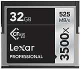 Lexar 32GB 3500x Pro CFast Kompaktflash Speicherkarte - LC32GCRBEU3500
