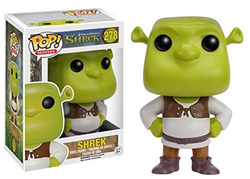 Shrek Pop! Vinyl Figure by Shrek