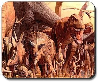 Not Applicable Dino Giants - Alfombrilla de ratón