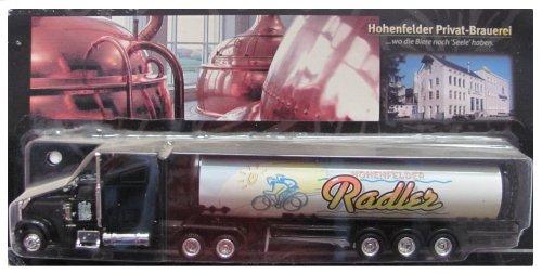 Hohenfelder Nr.29 - Radler - Freightliner - US Sattelzug mit Tankauflieger