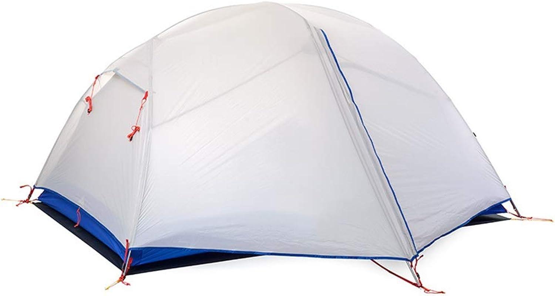AMY-ZW Outdoor Wasserdichtes Zelt 2 Personen UV-Schutz Tragbare Zelt Kuppel Camping Zelt Sport Outdoor-Ausrüstung