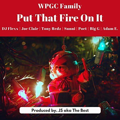 WPGC Family feat. DJ Flexx, Joe Clair, Tony Redz, Big G, Sunni, The Poet & Adam E.