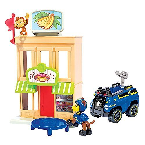 Paw Patrol Adventure Bay Bakery Townset by Spin Master