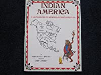 Indian America: A Geography of North American Indians 0935741062 Book Cover