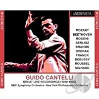 Guido Cantelli, direction Great Live Recordings (1950-1956)