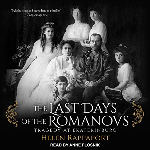 The Last Days of the Romanovs cover art
