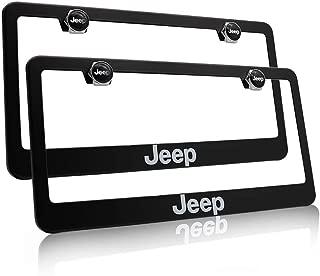 Best jeep logo black Reviews