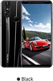 Qiyun Smart Phone,X27Plus 4 64GB 8 16MP Dual SIM HD Face Recognition 5.8Inch Large Screen For Men/Women