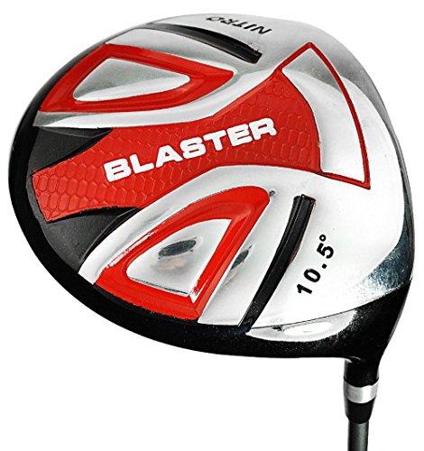 Nitro Golf- Blaster 13 Piece Complete Set with Bag...