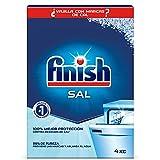Finish Sal para el Lavavajillas, Función Antical, Mayor Rendimiento del Lavaplatos - 4 Kg
