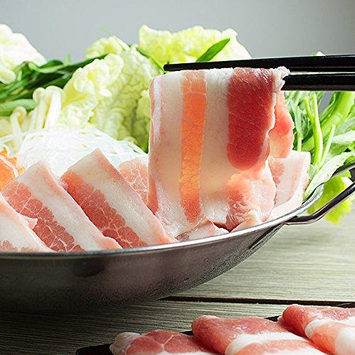 ミートガイ 豚バラ肉スライス (2.5mm 500g) Pork Belly Slices (2.5mm 500g)