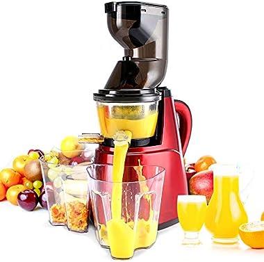 Automatic Household Electric Fruit Juicer 220V Multifunctional Electric Fruit Juice Soybean Milk Blender Machine