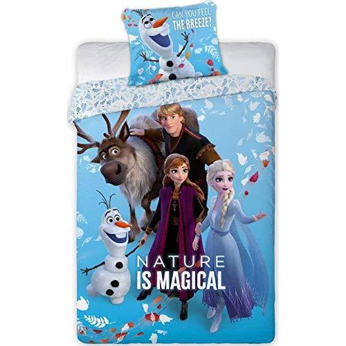 new discount Parure Housse de Couette Frozen 2 Disney