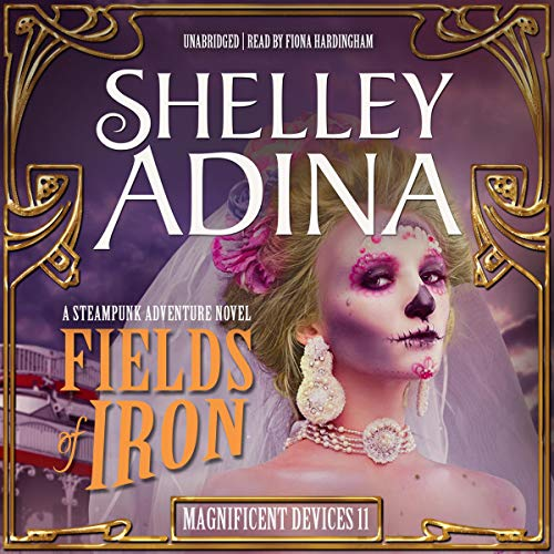 Fields of Iron audiobook cover art