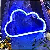 DierCosy Tools Las Luces de neón, Forma de Las Nubes luz de la Noche, llevó la Muestra de la lámpara decoración de la Pared de la Fiesta de cumpleaños de Navidad Kids Room Sala Boda del Partido de