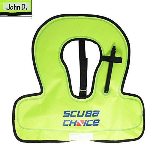 Scuba Choice Kids Snorkel Vest
