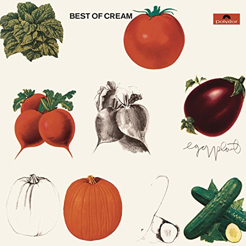 Best of Cream (Limited Back to Black Vinyl) [Vinyl LP]