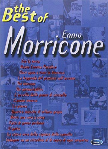 Best Of Ennio Morricone Pvg Book