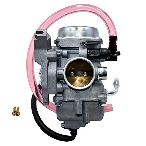 Carbman 0470-454 Carburetor for Arctic Cat 375 400 2002 2003 2004 ATV Auto Manual