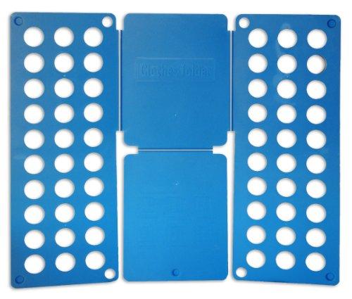 SHATCHI Magic Fast Speed - Cartellina per abiti da adulto, pieghevole, colore: blu