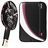 Butterfly Timo Boll SG99 - Juego de raquetas de ping pong y funda Drive Case 2