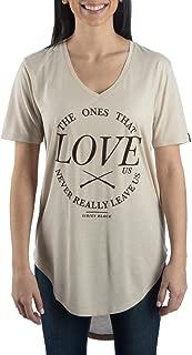 Harry Potter Sirius Black Quote Short-Sleeve Juniors' Tunic T-Shirt